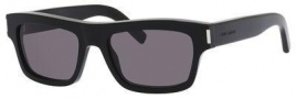 Yves Saint Laurent Bold 3/S Sunglasses Sunglasses - Black