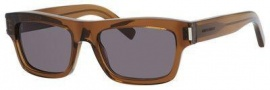Yves Saint Laurent Bold 3/S Sunglasses Sunglasses - Brown
