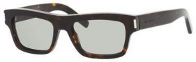Yves Saint Laurent Bold 3/S Sunglasses Sunglasses - Dark Havana