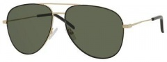 Yves Saint Laurent Classic 11/S Sunglasses Sunglasses - Shiny Black