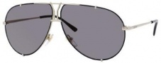 Yves Saint Laurent 2332/S Sunglasses Sunglasses - Shiny Black