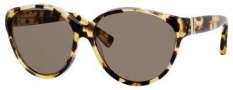 Yves Saint Laurent 6336/S Sunglasses Sunglasses - Light Havana