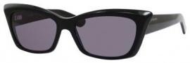 Yves Saint Laurent 6337/S Sunglasses Sunglasses - Black