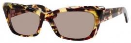 Yves Saint Laurent 6337/S Sunglasses Sunglasses - Light Havana