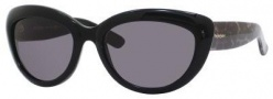 Yves Saint Laurent 6349/S Sunglasses Sunglasses - Black / Panther