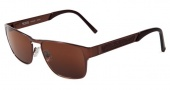 Tumi Talmadge Sunglasses Sunglasses - Brown