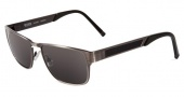 Tumi Talmadge Sunglasses Sunglasses - Gunmetal
