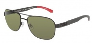 Tumi Vasco Sunglasses Sunglasses - Black