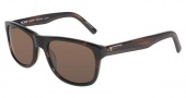 Tumi Coronado AF Sunglasses Sunglasses - Brown Horn
