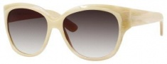 Yves Saint Laurent 6359/S Sunglasses Sunglasses - White Horn