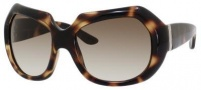 Yves Saint Laurent 6376/S Sunglasses Sunglasses - Honey Havana
