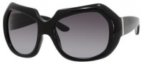 Yves Saint Laurent 6376/S Sunglasses Sunglasses - Shiny Black