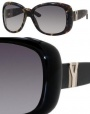 Yves Saint Laurent 6378/S Sunglasses Sunglasses - Black