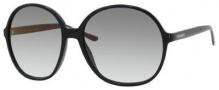 Yves Saint Laurent 6380/S Sunglasses Sunglasses - Black