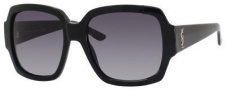 Yves Saint Laurent 6381/S Sunglasses Sunglasses - Black