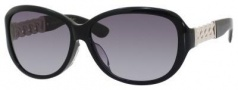 Yves Saint Laurent 6385/F/S Sunglasses Sunglasses - Black