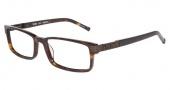 Tumi T300 Eyeglasses Eyeglasses - Tortoise