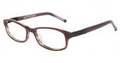 Tumi T301 Eyeglasses Eyeglasses - Burgundy