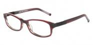 Tumi T301 AF Eyeglasses Eyeglasses - Burgundy