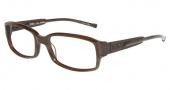 Tumi T303AF Eyeglasses Eyeglasses - Brown