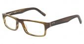 Tumi T305 Eyeglasses Eyeglasses - Olive