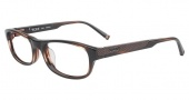Tumi T306 Eyeglasses Eyeglasses - Brown