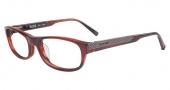 Tumi T306 Eyeglasses Eyeglasses - Ruby