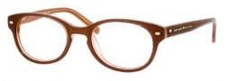 Kate Spade Fallon Eyeglasses Eyeglasses - 01Z7 Brown Pink