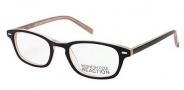 Kenneth Cole Reaction KC0732 Eyeglasses Eyeglasses - 003 Black Crystal