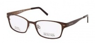 Kenneth Cole Reaction KC0740 Eyeglasses Eyeglasses - 050 Dark Brown / Other