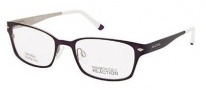 Kenneth Cole Reaction KC0740 Eyeglasses Eyeglasses - 083 Violet / Other