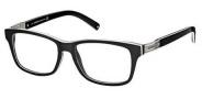 Mont Blanc MB0383 Eyeglasses Eyeglasses - 001 Shiny Black