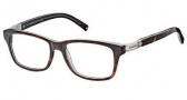 Mont Blanc MB0383 Eyeglasses Eyeglasses - 056 Havana / Other