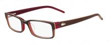Lacoste L2616 Eyeglasses Eyeglasses - 615 Red