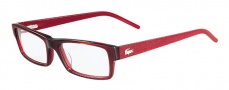 Lacoste L2623 Eyeglasses Eyeglasses - 615 Red