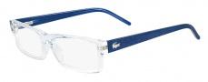 Lacoste L2623 Eyeglasses Eyeglasses - 971 Crystal