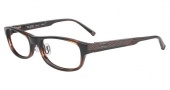 Tumi T306AF Eyeglasses Eyeglasses - Brown