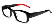 Tumi T309 Eyeglasses Eyeglasses - Black