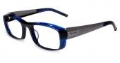 Tumi T309AF Eyeglasses Eyeglasses - Navy