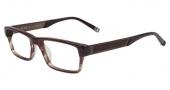 Tumi T311 Eyeglasses  Eyeglasses - Redwood