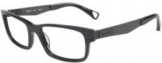 Tumi T307 Eyeglasses Eyeglasses - Black