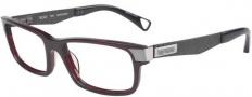 Tumi T307 Eyeglasses Eyeglasses - Burgundy
