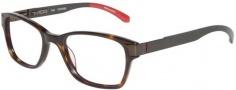 Tumi T302 Eyeglasses Eyeglasses - Tortoise