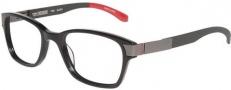 Tumi T302AF Eyeglasses Eyeglasses - Black