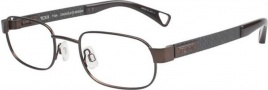 Tumi T104 Eyeglasses Eyeglasses - Chocolate Brown