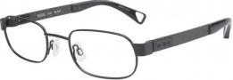 Tumi T104 Eyeglasses Eyeglasses - Black