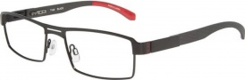 Tumi T103 Eyeglasses Eyeglasses - Black