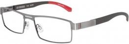 Tumi T103 Eyeglasses Eyeglasses - Silver