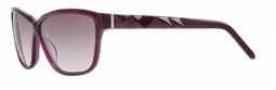 BCBG Max Azria Glam Sunglasses Sunglasses - EGG Eggplant