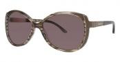 BCBG Max Azria Lively Sunglasses Sunglasses - CAR Caramel Horn